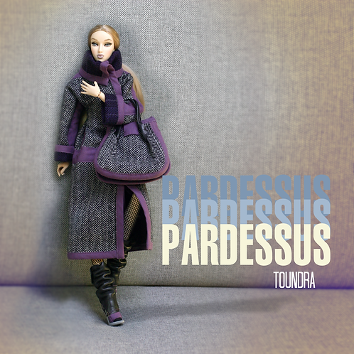 OOAK Pardessus Toundra