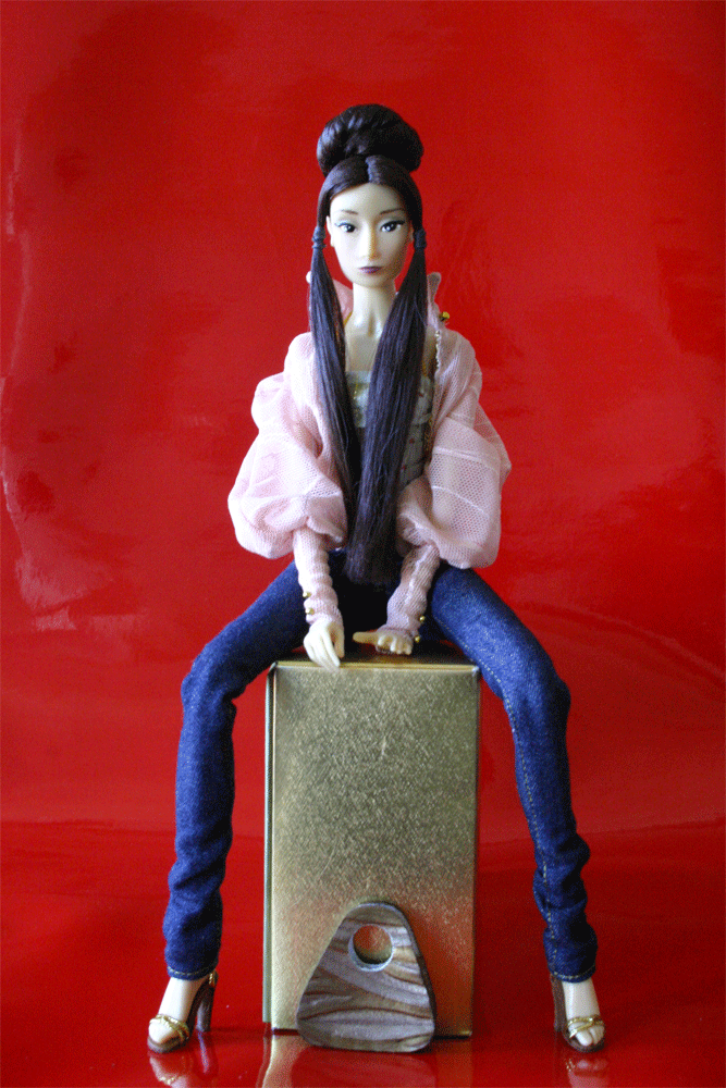 Haute Doll