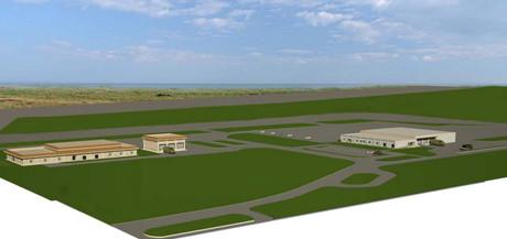 AAFB Air Freight Terminal