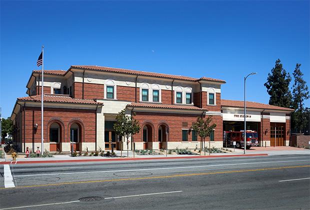 USC Fire Station #15