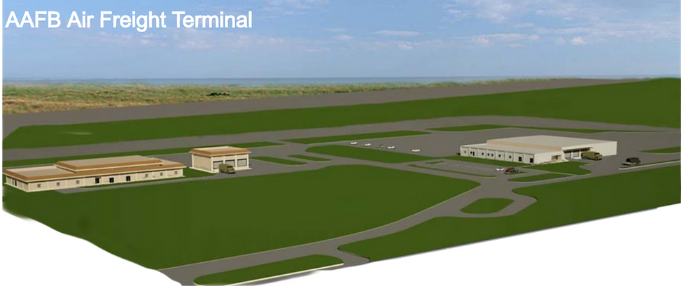 Anderson Air Force Base Air Freight Terminal