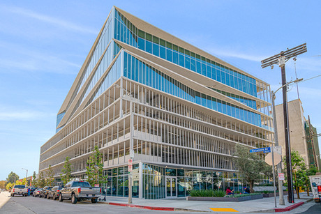 953 N. Sycamore (currently SiriusXM offices)