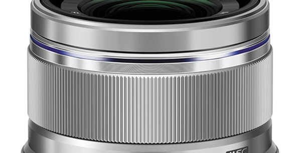 Olympus M.Zuiko Dijital 25mm f/1.8 Lens