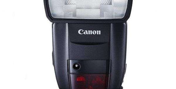 Canon Speedlite 600EX II-RT Tepe Flaşı