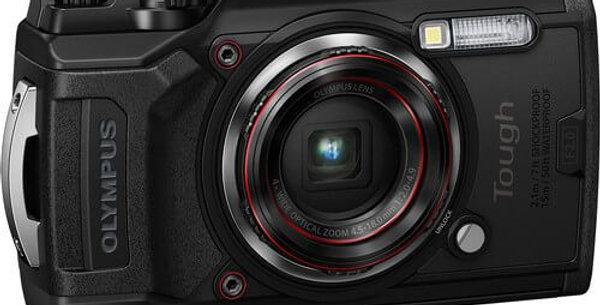 Olympus Tough TG-6 Dijital Fotoğraf Makinesi