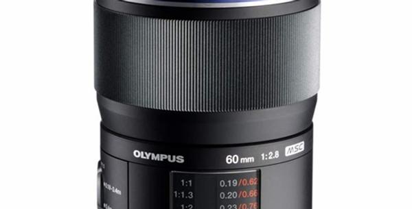 Olympus 60mm f/2.8 Lens