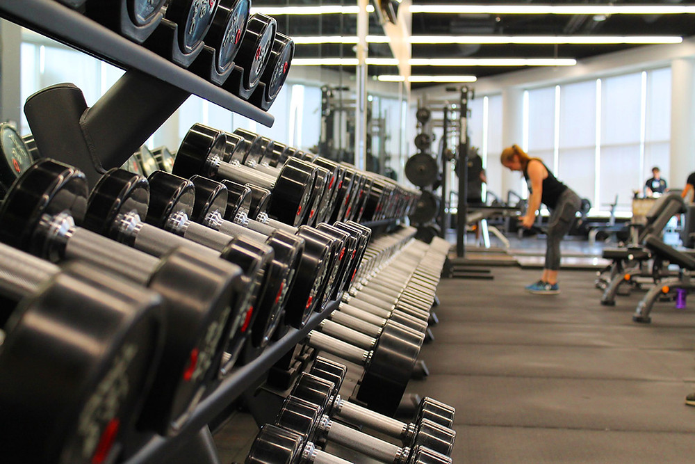 Ensure that your gym is germ-free