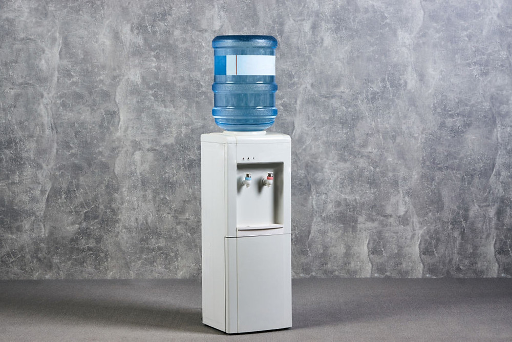 How to clean a water cooler like a professional