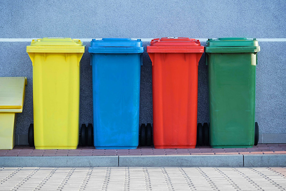 South Africa has a high recycling rate for plastics