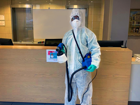 Why businesses need to use fogging for complete sanitisation