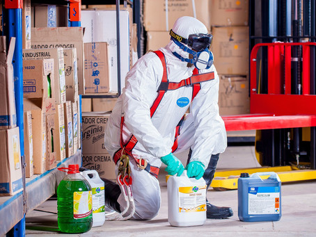IWESCO offers specialised cleaning services