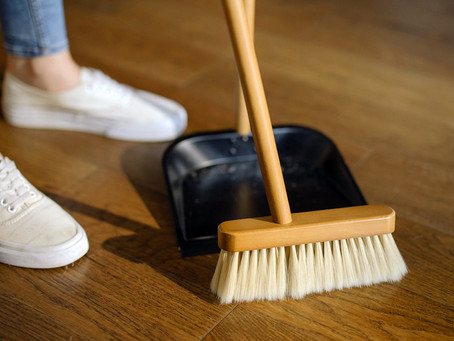 How to clean your property at the end of the lease