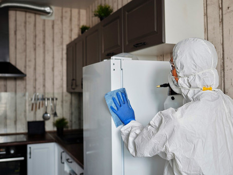 Are your cleaners trained in accordance with Covid-19 guidelines?