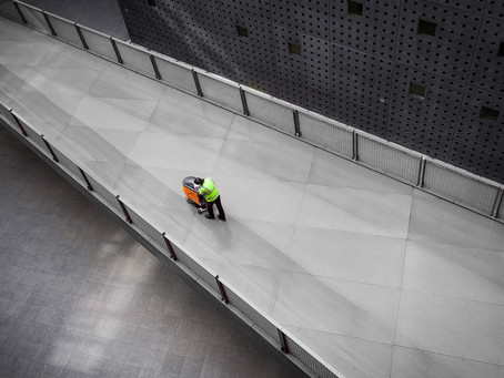 IWESCO offers routine or one-off services. How often should you hire a contract cleaning company?