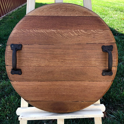 Lazy Susan Barrel Head