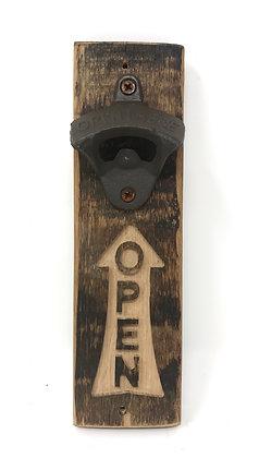 Bottle Opener, Open Arrow