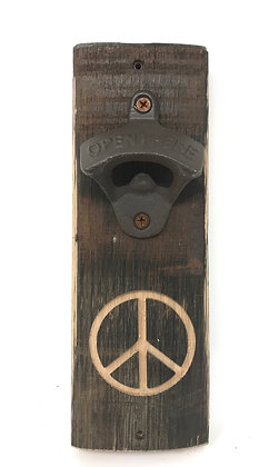 Bottle Opener, Peace Sign