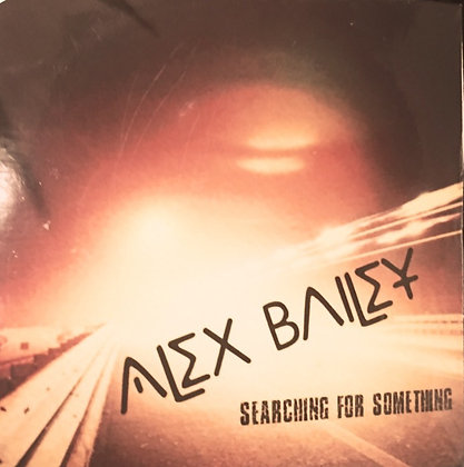 ALEX BAILEY'S DEBUT ALBUM
