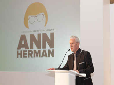 Ann Herman Honoured with Tribute Lunch