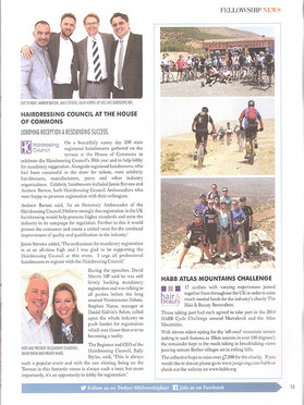 FM Mag July 2014 issue News Past Fellows