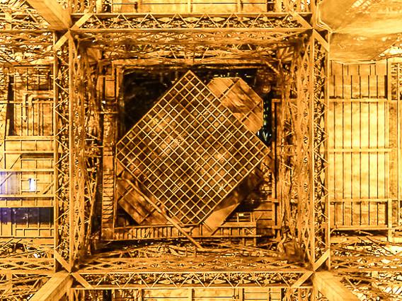 Tour Eiffel d'Or, Paris 2018