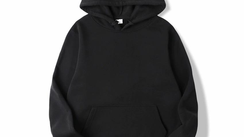 Hoodie Streetwear Hooded Hoody Mens
