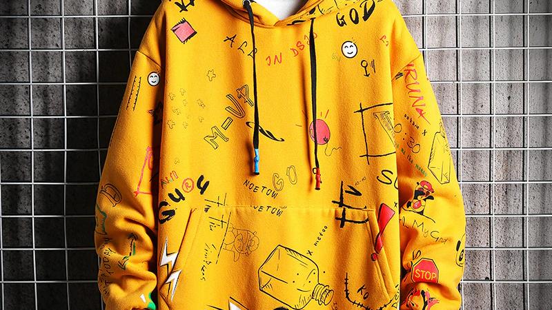 Men's Hoodies Men Women Unisex 2020 Anime Sweatshirt O