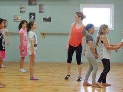 Formation en danse