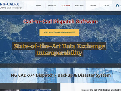 NG-CAD-X Launches a Brand New Website
