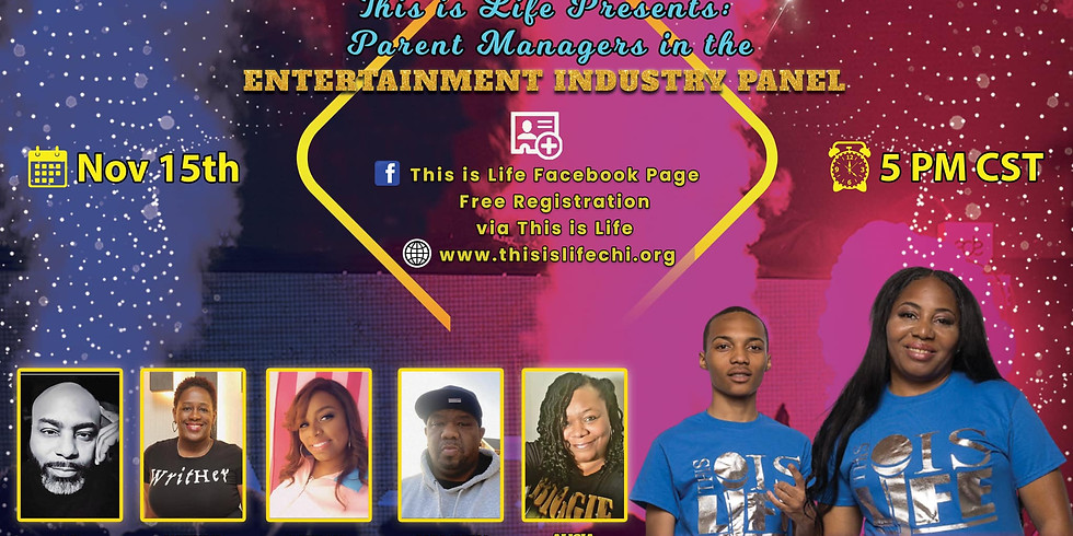This is Life Parent Entertainment Panel