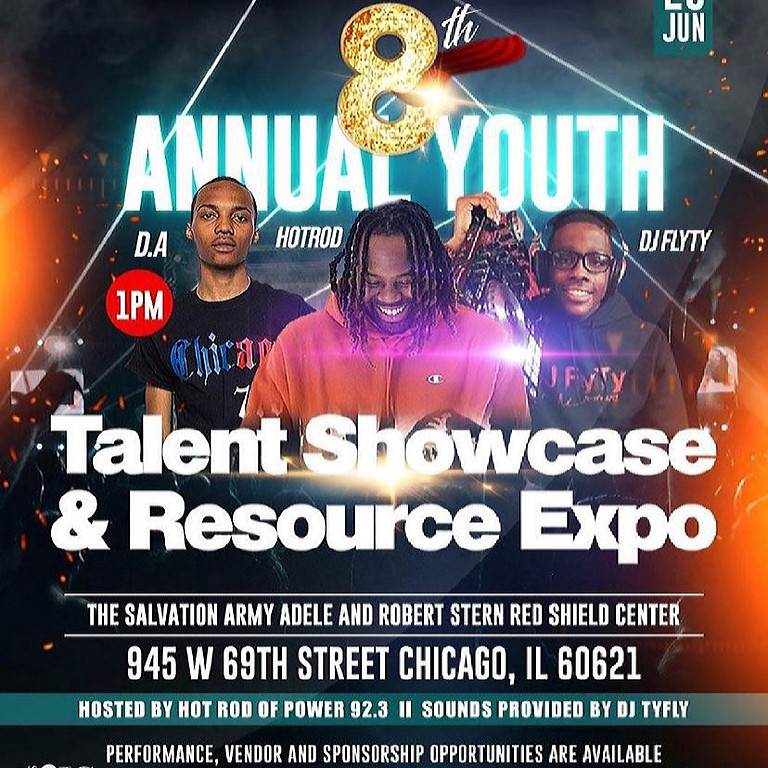 This is Life 8th Annual Talent Showcase & Resource Expo