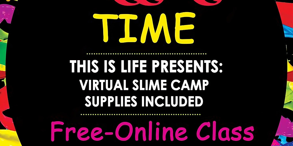 This is Life Virtual Slime Class
