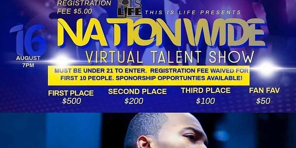 Nation Wide Virtual Talent Show