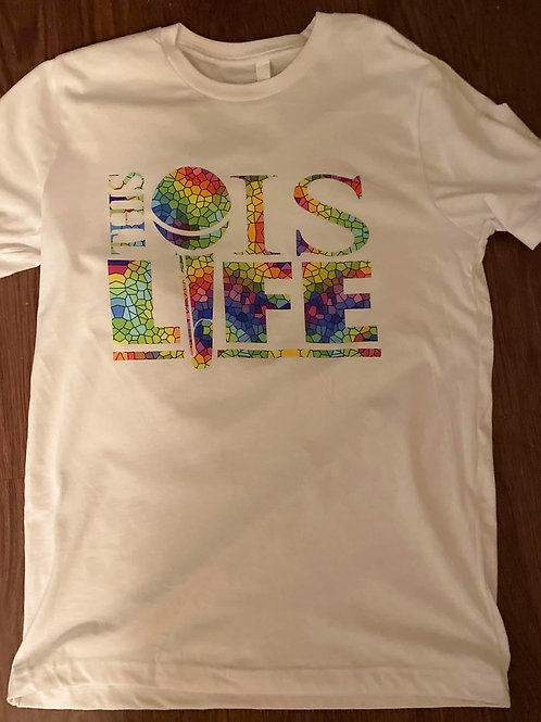 This is Life T-Shirt-Lrg