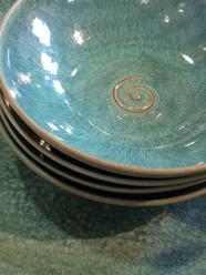 Keramik Schalen Teller