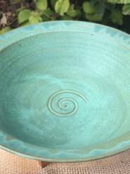 Keramik große Schale