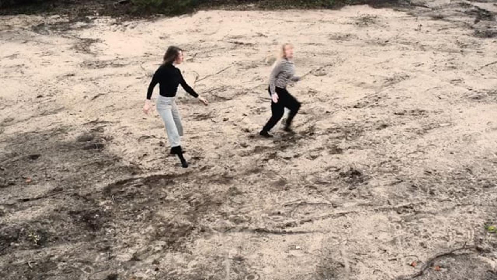 Sleepwalking choreo/dance