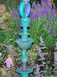 Keramik Brunnenstele