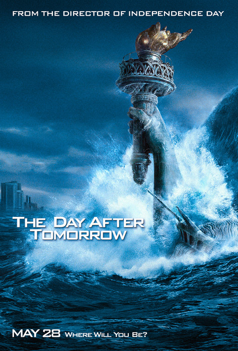 The Day After Tomorrow-1, Poster