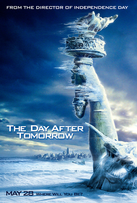 The Day After Tomorrow-2, Poster