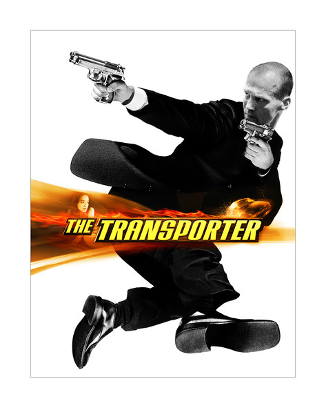 The Tansporter, Poster