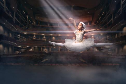 Balletrina - Make a wish project