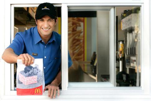 McDonalds' ad campaign