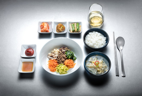 American Airlines - Inflight meal