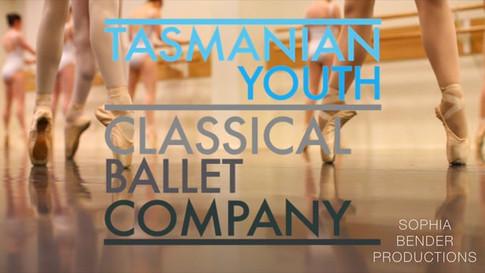 Tasmanian Youth Classical Ballet Company