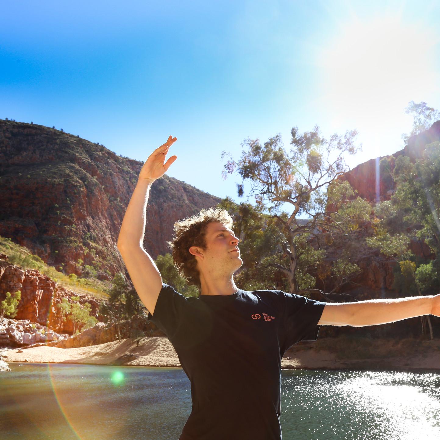 Artist of The Australian Ballet - Yhale Fien