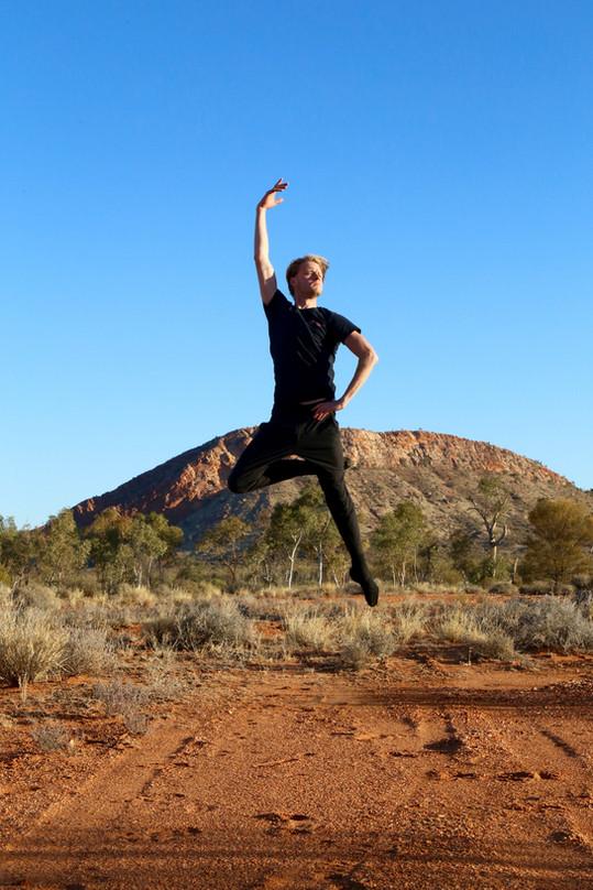Artist of The Australian Ballet - Ben Obst