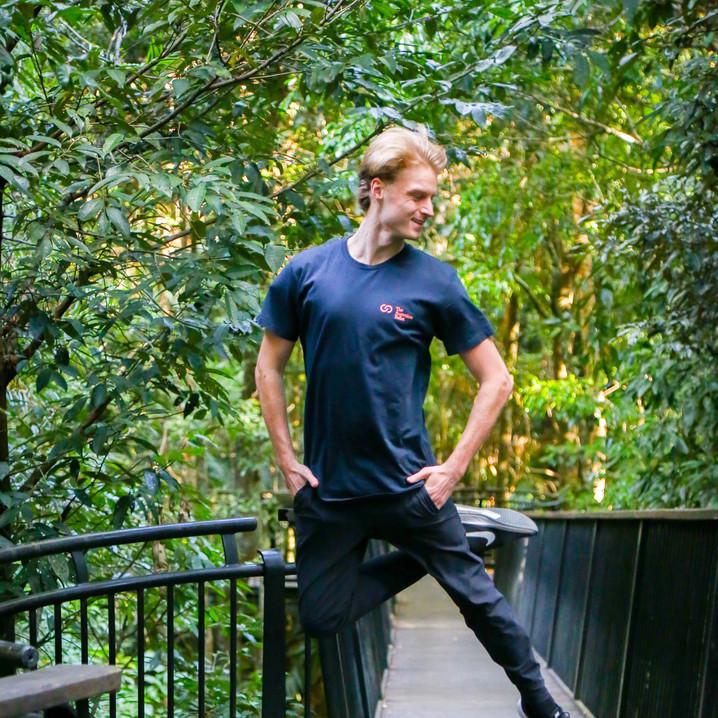 Artist of The Australian Ballet Ben Obst