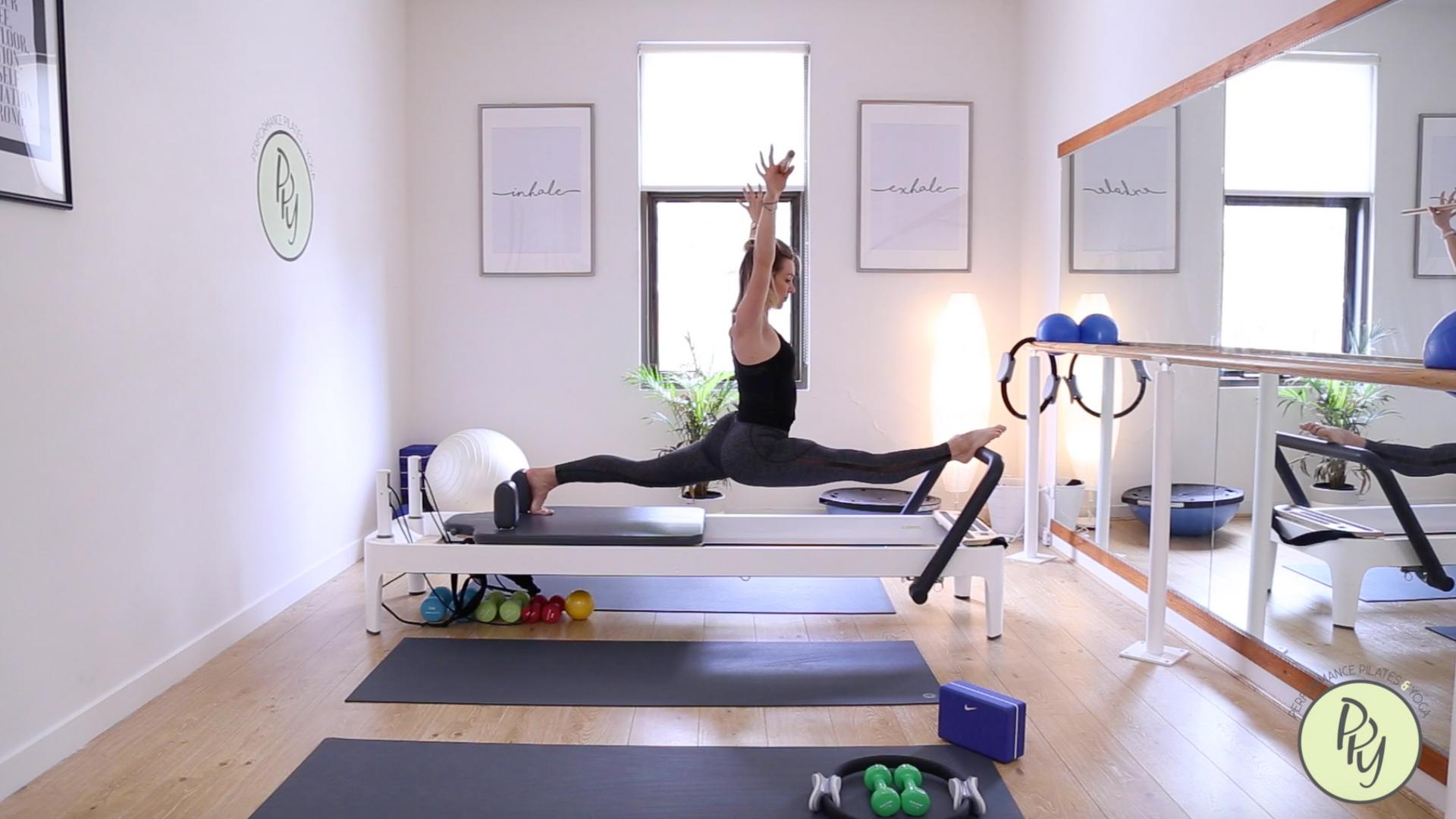 Performance Pilates & Yoga