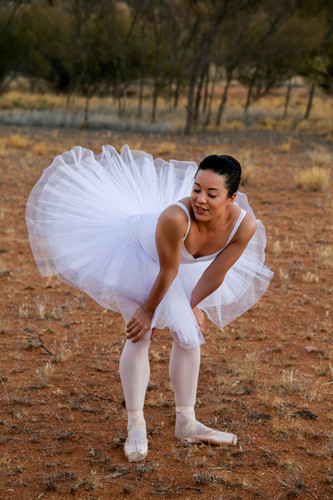 Artist of The Australian Ballet - Jill Ogai